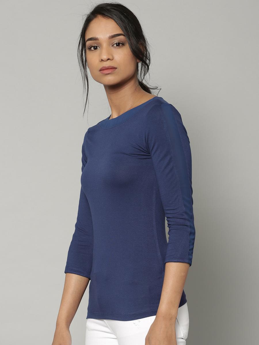 11487155727791-marks-spencer-women-navy-blue-solid-round-neck-t-shirt-851487155727602-2_gbg2e50tfqx0